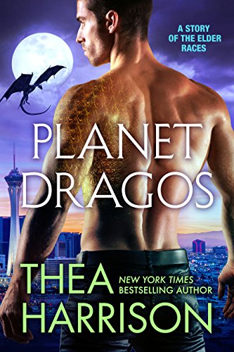 Planet Dragos: A Novella of the Elder Races (English Edition)