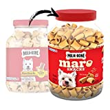 Milk-Bone MaroSnacks Dog Treats for Dogs of All Sizes, 40 Ounces