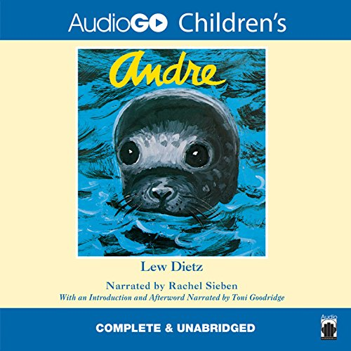 Andre audiobook cover art