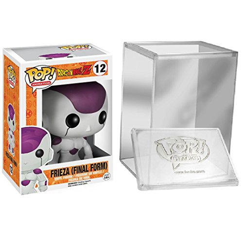 Funko Pop Animation: Dragon Ball Z - Frieza (Final Form) + Pop Protector Case image