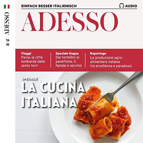 Adesso Audio - Speciale: La cucina italiana. 14/19 Titelbild