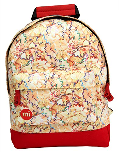 Mi-Pac Mini, Mochila Infantil, 33 cm, 10.5 Litros, Shavings multi