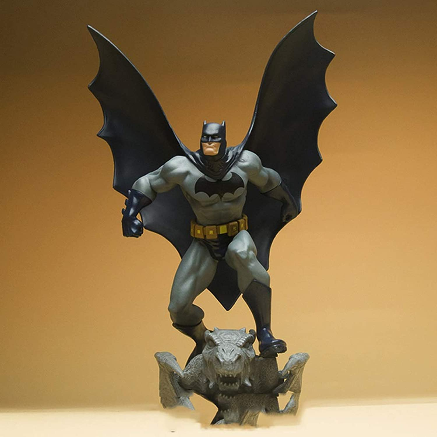 Hzpxsb Toy Model DC Universe Batman Batman Static Statue Model Gift Decoration Toys