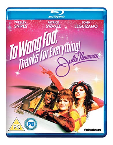 To Wong Foo, Thanks For Everything Julie Newmar [Blu-ray]