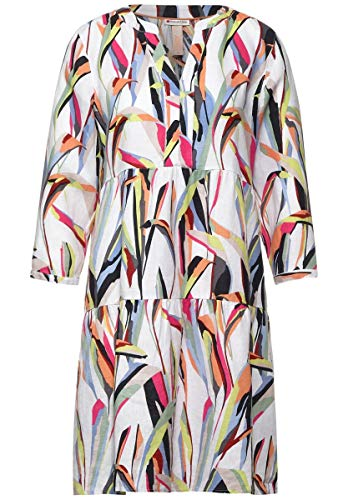 Street One - Kleid im Tunika Style in White Größe 42
