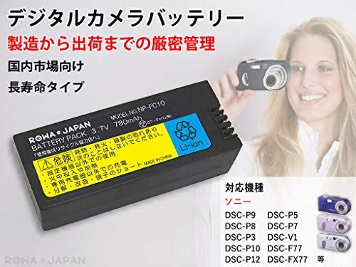 ROWAJAPAN(ロワジャパン)『NP-FC10ソニー』