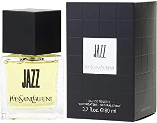 Yves Saint Laurent La Collection Jazz Eau De Toilette Spray, 2.7 Ounce