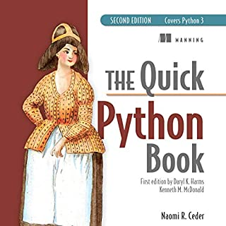 The Quick Python Book, Second Edition audiobook cover art