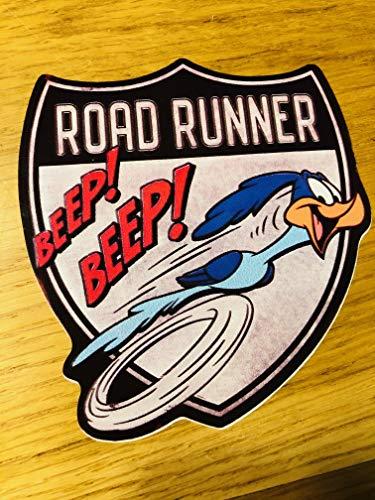Roadrunner BEEP BEEP Aufkleber Sticker Hot Rod US Car Custom Auto Motor V8 Mi474