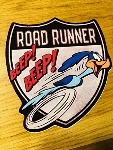 Roadrunner BEEP BEEP Pegatinas Hot Rod US Car Custom Motor V8 Mi474