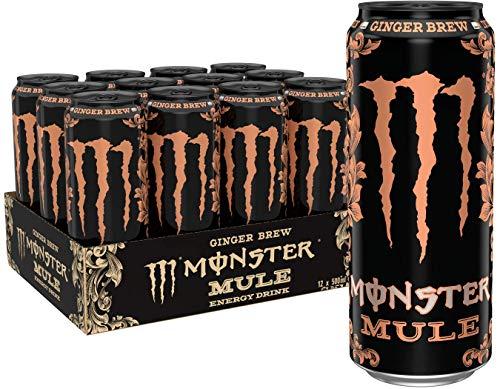 Monster Energy Mule, 12er Pack (12 x 500 ml)