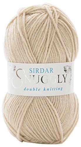 Sirdar Snuggly DK Double Tricot – 50 g de Riz Pud (446)