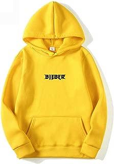 Hip Hop Streetwear Men Hoody Men's Hoodie Purpose Tour Hoodies