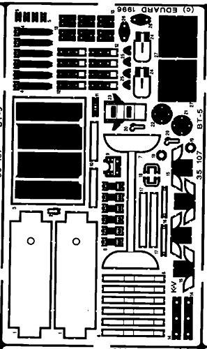 Eduard Accessories 35107 Modélisme Accessoires BT de 5 Détail Kit Extérieur