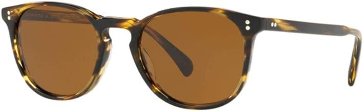 New Oliver Peoples OV 5298 SU Finley ESQ 100353 COCOBOLO Sunglasses