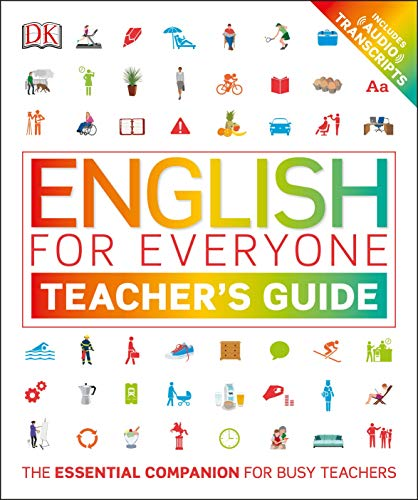 English for Everyone Teacher's Guide (English Edition)