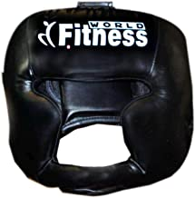 Boxing protection helmet World Fitness
