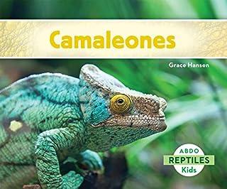 Camaleones (Reptiles) (Spanish Edition)