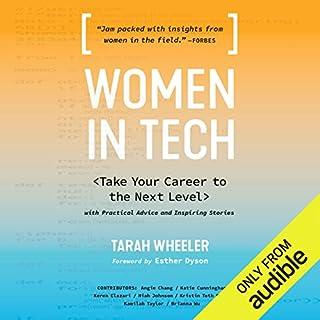 Women in Tech cover art