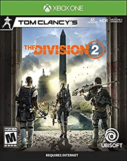 Tom Clancy's The Division 2 - Xbox One Standard Edition (B07G9627CB) | Amazon price tracker / tracking, Amazon price history charts, Amazon price watches, Amazon price drop alerts
