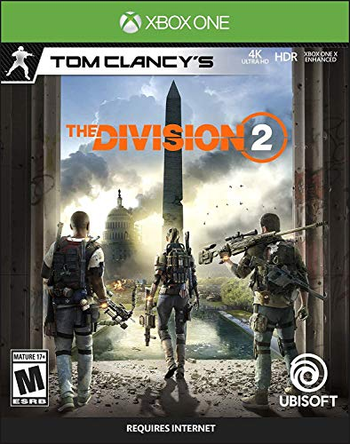 Tom Clancy's The Division 2 - Xbox One Standard Edition (Best Non Shooter Games Xbox One)