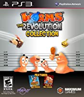 Worms Revolution Collection (輸入版:北米) PS3