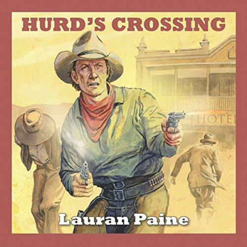 Hurd's Crossing audiobook cover art
