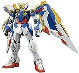 Bandai Hobby BAN203222 RG 1/144 #20 Wing Gundam Ver EW Gundam Wing Action Figure, Multicolor, 8'