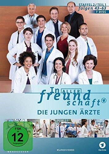 Staffel 2.1 (Folgen 43-63) (7 DVDs)