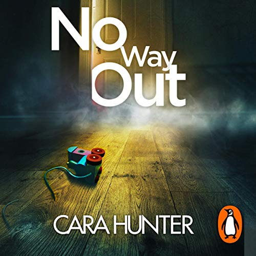 No Way Out Audiobook By Cara Hunter cover art