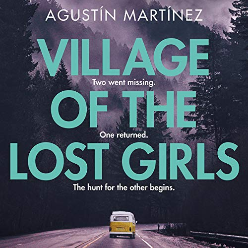 Village of the Lost Girls audiobook cover art