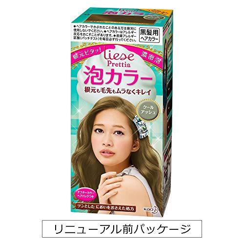 リーゼ泡カラークールアッシュ108ml【医薬部外品】