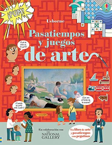 Libro De Arte Actividades