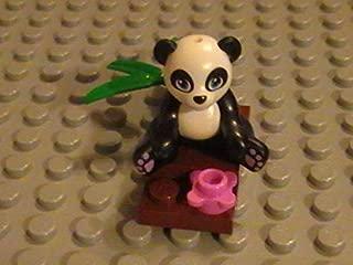 Lego Friends Panda Bear animal minifigure from set 41038