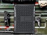Cocomii Hand Grenade iPad Pro 9.7 Case, Slim Thin Matte Vertical & Horizontal Kickstand Reinforced Drop Protection Fashion Phone Case Bumper Cover for Apple iPad Pro 9.7 (Black)