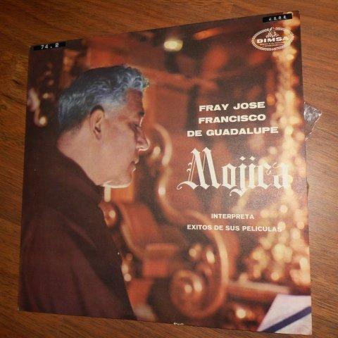 Fray Jose Francisco De Guadalupe / Mojica / Interpreta Exitos De Pelicula (Dimsa / Vinyl)