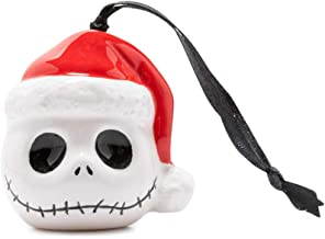 Half Moon Bay Disney Nightmare Before Christmas Jack Skellington Hanging Decoration, One Size
