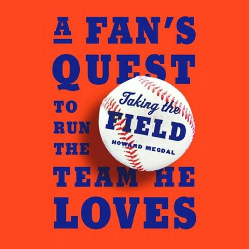 Taking the Field audiobook cover art