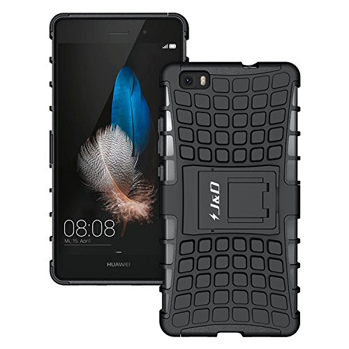 Kind-Hearted Huawei P9 Lite Case Heavy Duty Tough Strong Hard Shockproof Protective Cover Cases, Covers & Skins Cell Phone Accessories