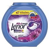 Lenor All-in-1 PODS Waschmittel Amethyst Blütentraum– 47Waschladungen