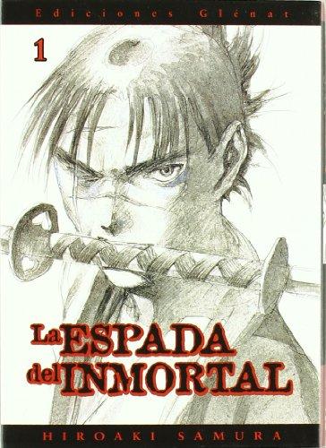 La espada del inmortal 1 (Seinen Manga)