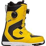 DC - Botas de snowboard Shuksan para hombre, color amarillo