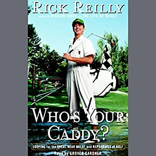 Who's Your Caddy audiobook cover art