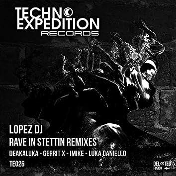 Rave in Stettin (Remixes)