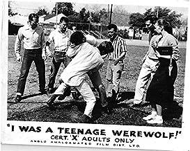 I was A Teenage Werewolf Original Lobby Card Michael Landon 1957 Cult Classic