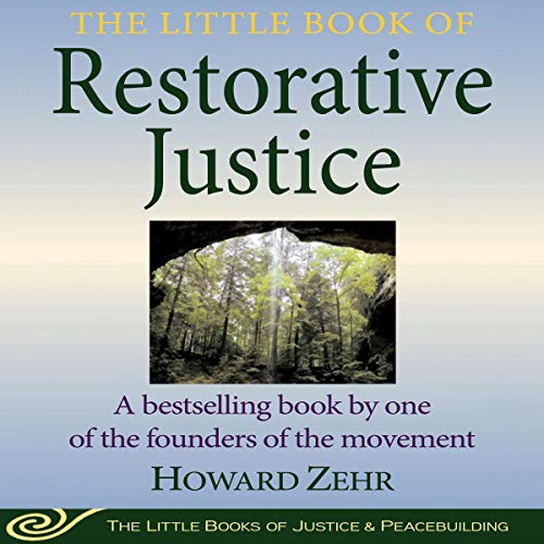 The Little Book of Restorative Justice: Revised and Updated Titelbild