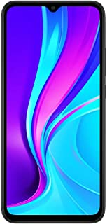 Redmi 9 (Sky Blue, 4GB RAM, 128GB Storage) - 3 Months No Cost EMI on BFL