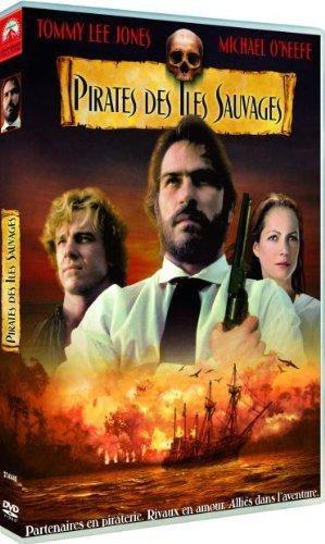 Pirates des îles sauvages Francia DVD