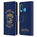 Head Case Designs Officiel Harry Potter Ravenclaw Quidditch Deathly Hallows X Coque en Cuir à...