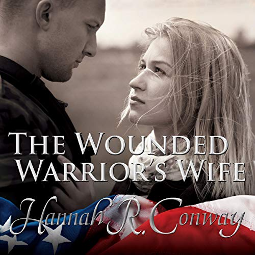 The Wounded Warrior's Wife audiobook cover art